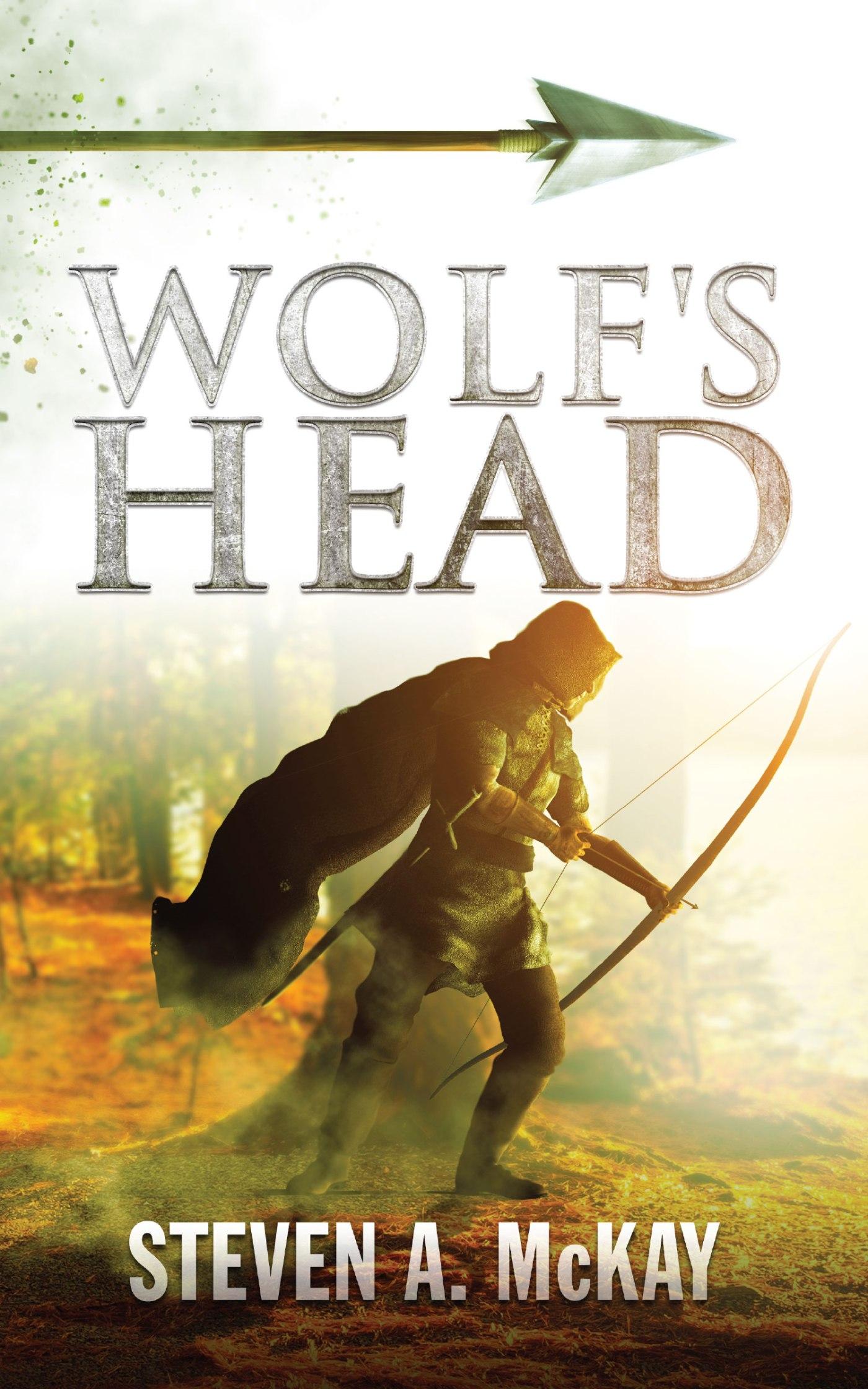 wolf's head image