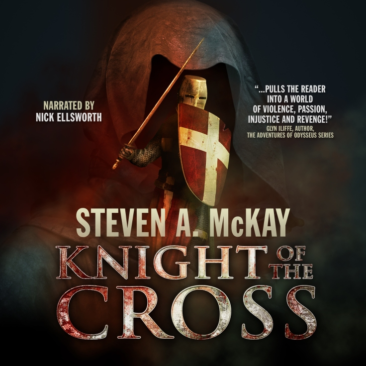 Knight Of The Cross-Audible-Front-des2