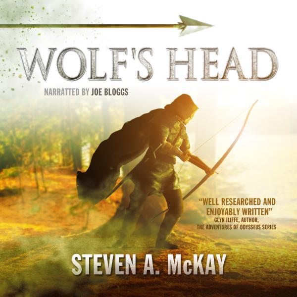 wolf's head audio book