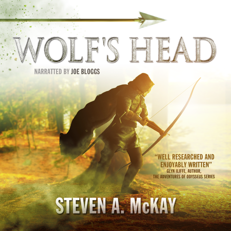 wolf's head audio book