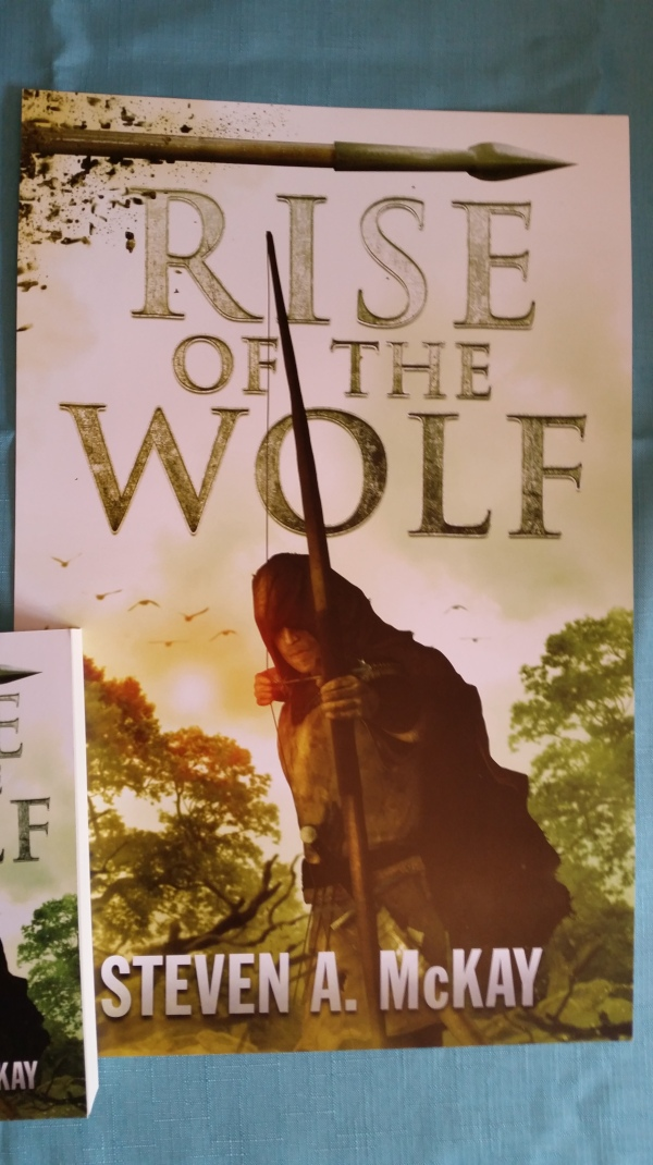 rise of the wolf poster