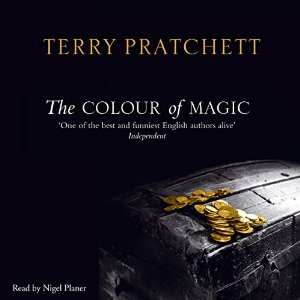 terry pratchett audiobook review
