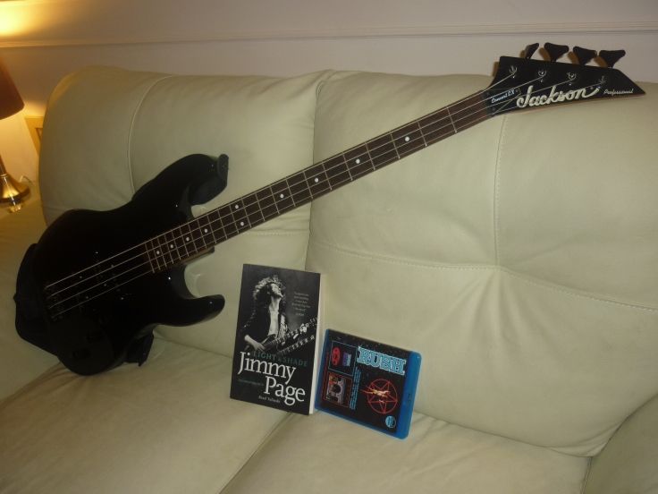 jackson concert ex bass, jimmy page light and shade, rush 2112 moving pictures dvd bluray