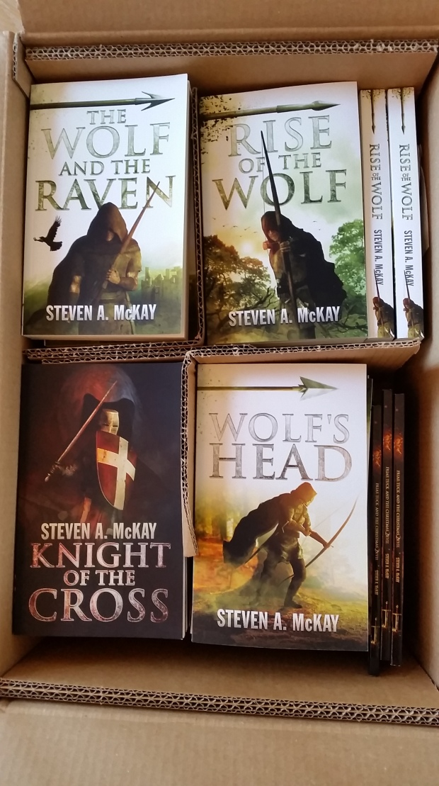 best robin hood novels