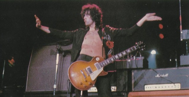 jimmy page number 1 les paul theremin