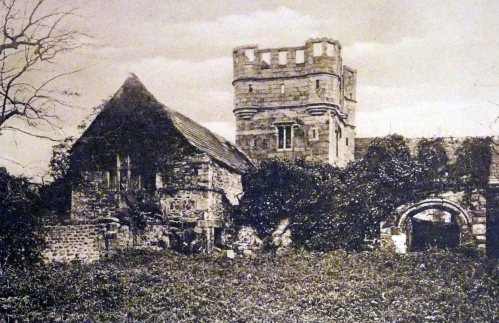 "The Rescue"" and Haunted Mortham Tower – STEVEN A  McKAY – Historical"