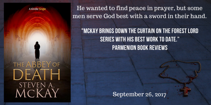 """McKay brings down the curtain on the Forest Lord series with his best work to date."" – Parmenion Book Reviews (4)"