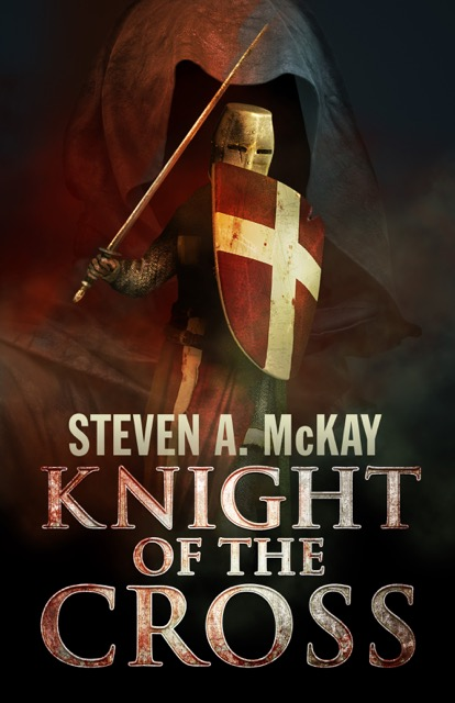 Knight Of The Cross new cover!